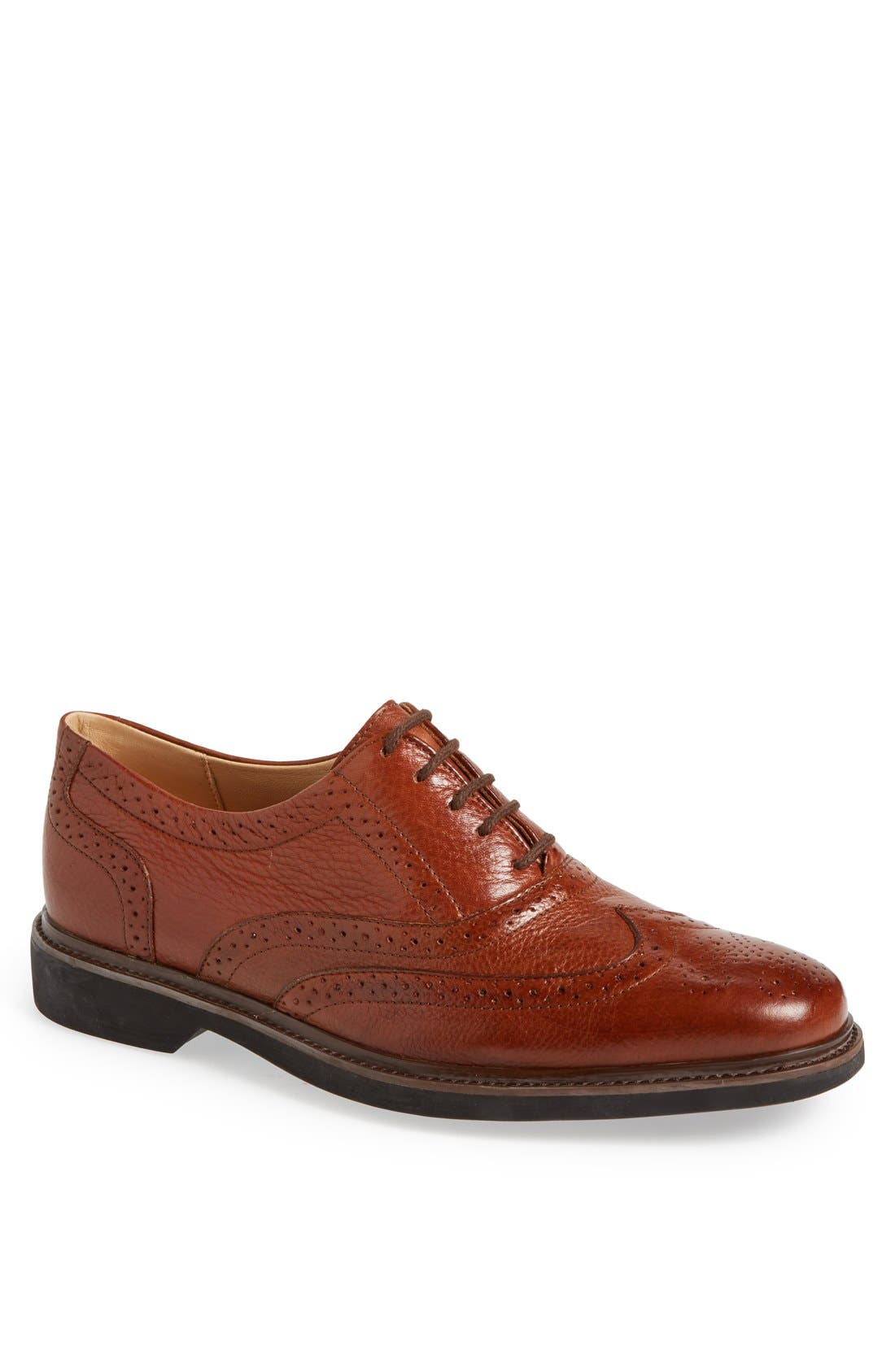 Alternate Image 1 Selected - Anatomic & Co 'Gabriel' Wingtip (Men)