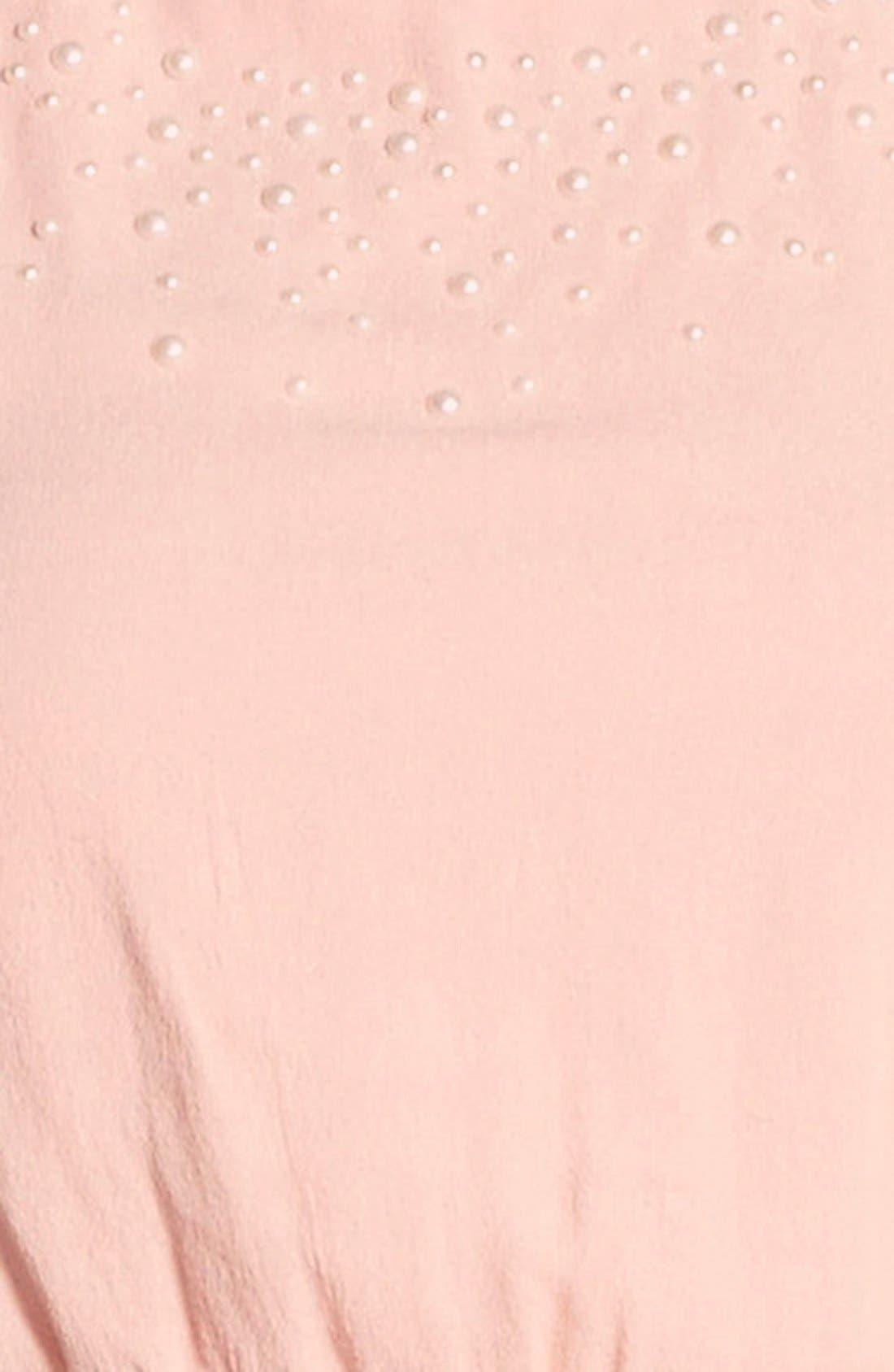 Alternate Image 3  - Everly Embellished Party Dress (Juniors)