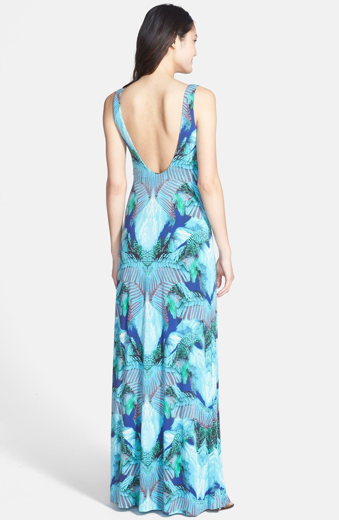 Alternate Image 2  - Tart 'Briella' Knit Maxi Dress