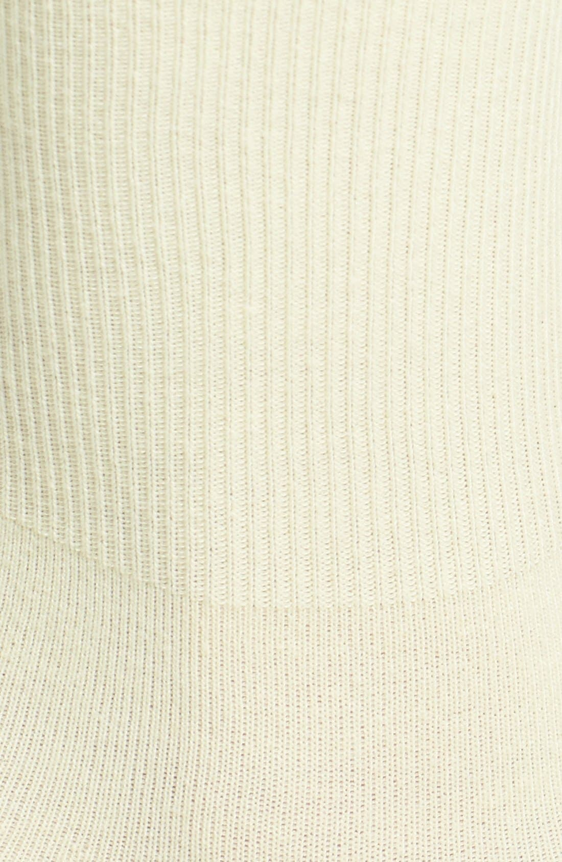 Alternate Image 2  - Hue Turncuff Socks (3 for $18)
