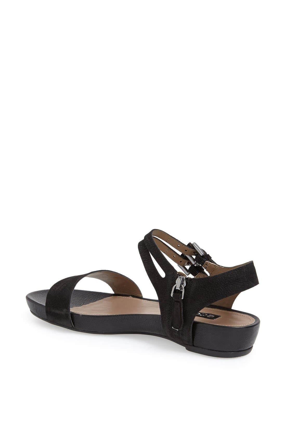 Alternate Image 2  - ECCO 'Rungsted' Leather Sandal