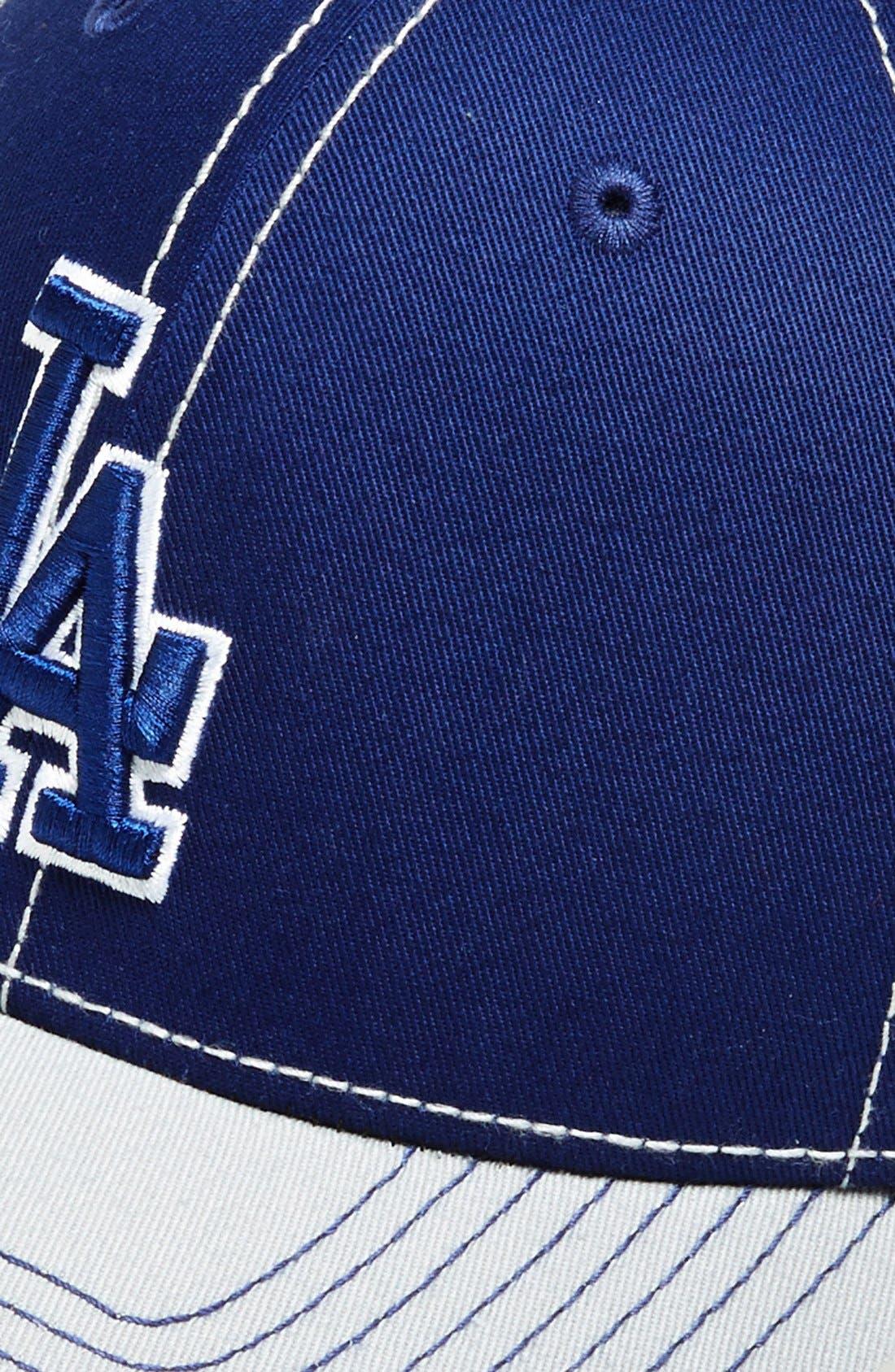 Alternate Image 3  - New Era Cap '2Tone Neo - Los Angeles Dodgers' Baseball Cap