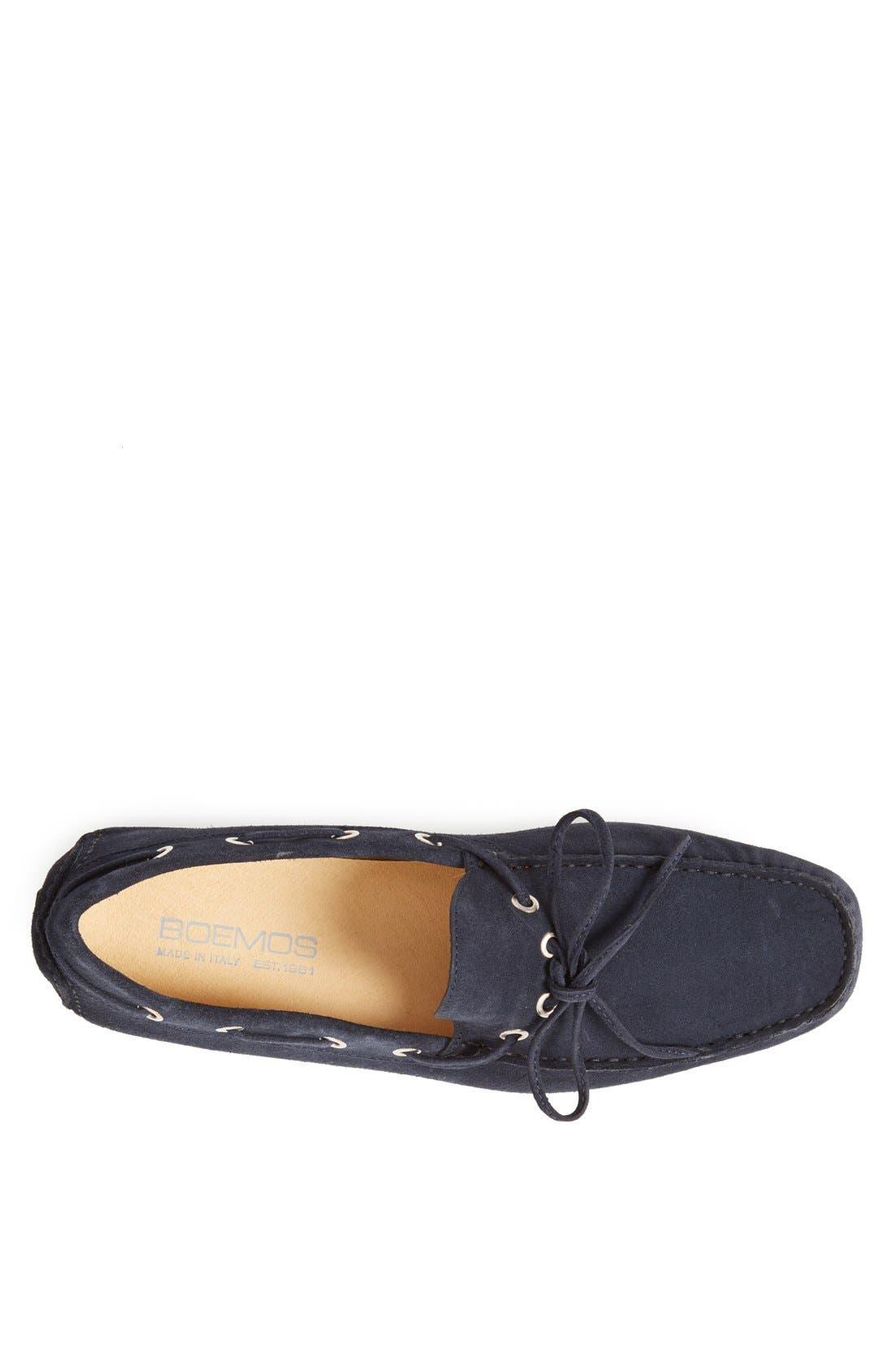 Alternate Image 3  - Boemos Suede Driving Shoe (Men)