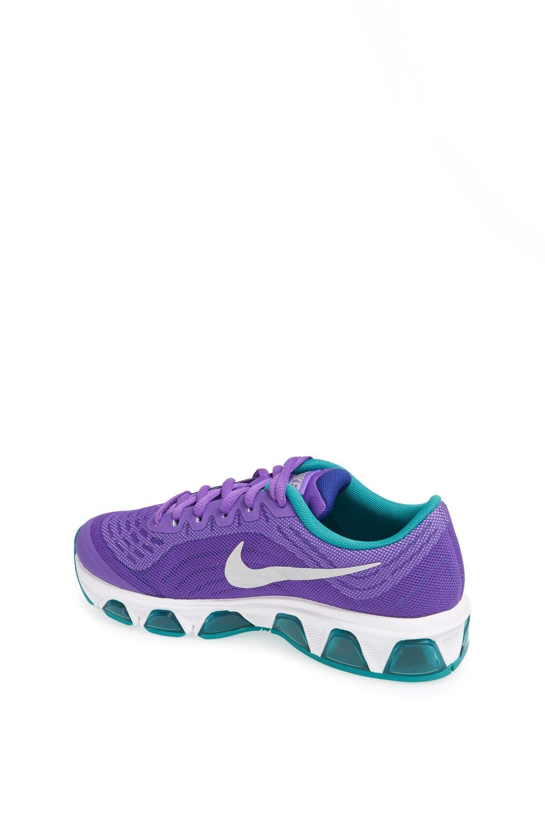 Alternate Image 2  - Nike 'Air Max Tailwind+' Running Shoe (Big Kid)