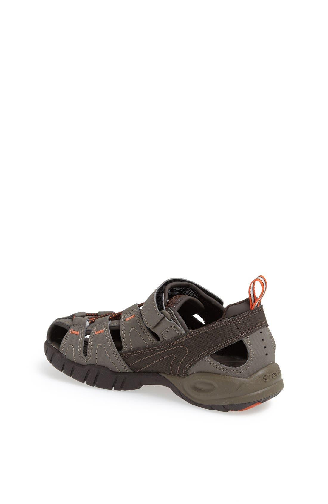 Alternate Image 2  - Teva 'Dozer 3' Sandal (Toddler, Little Kid & Big Kid)