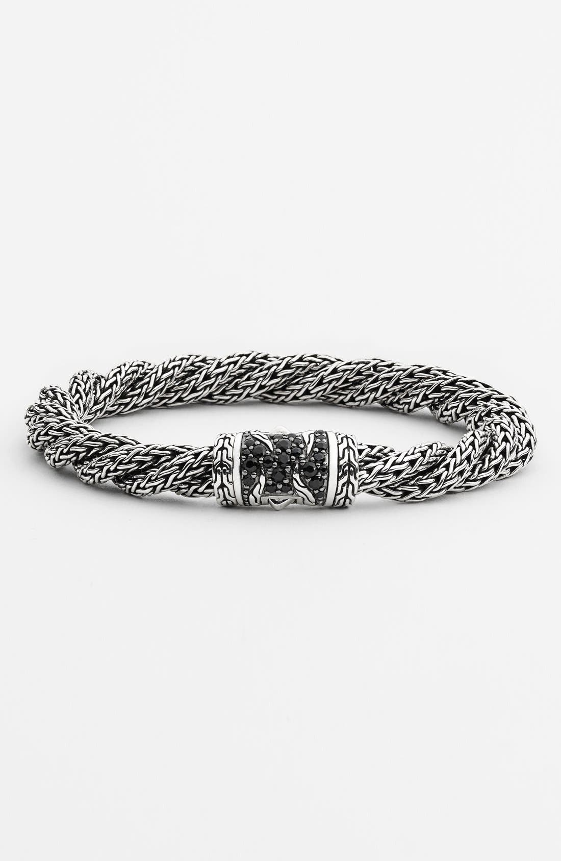 Alternate Image 1 Selected - John Hardy 'Palu - Lava' Twist Chain Bracelet (Online Only)