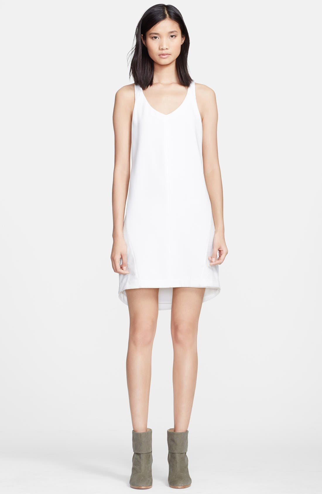 Alternate Image 1 Selected - rag & bone Racerback Shift Dress