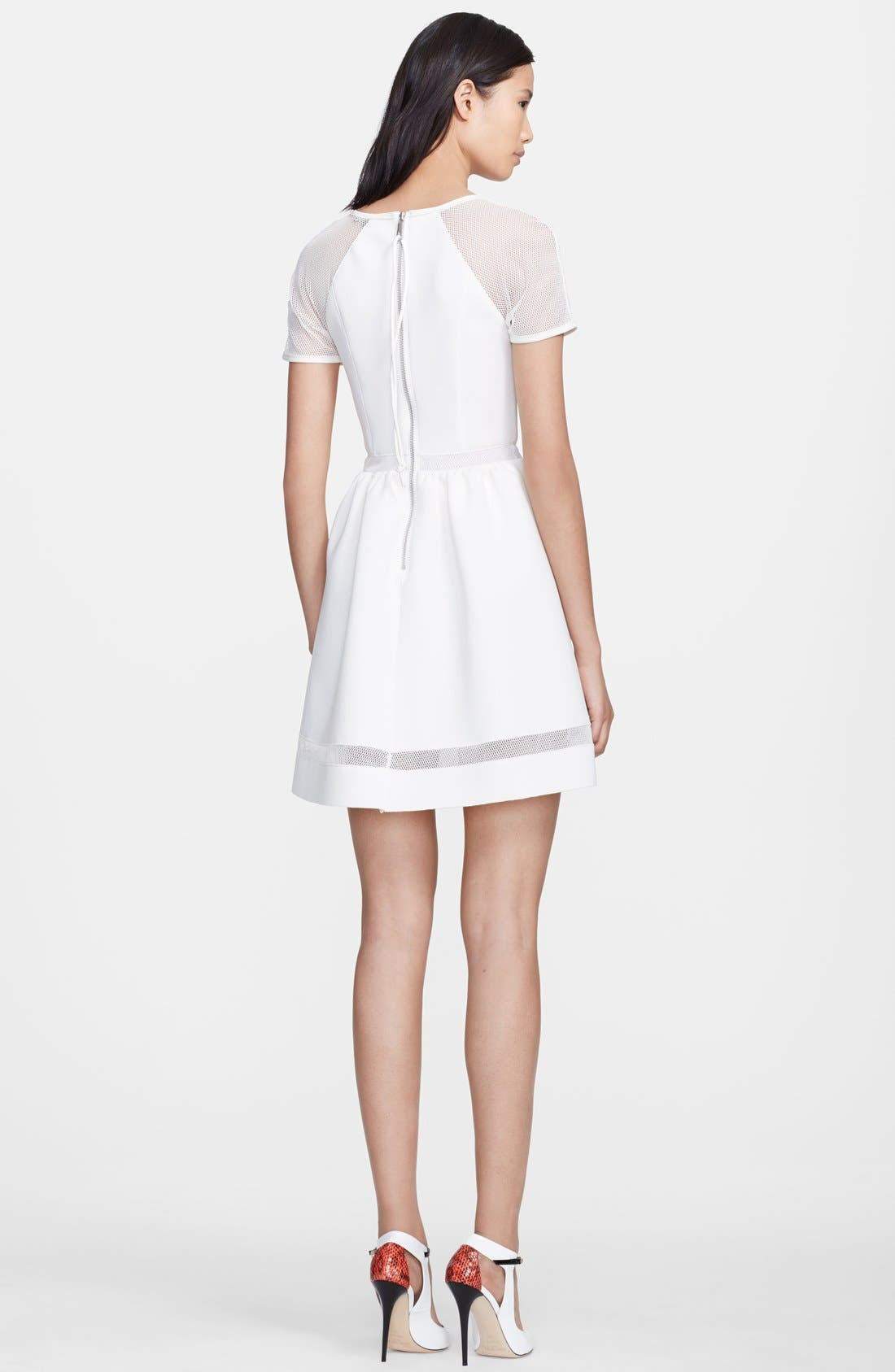 Alternate Image 2  - Rachel Zoe 'Baxter' Fit & Flare Dress