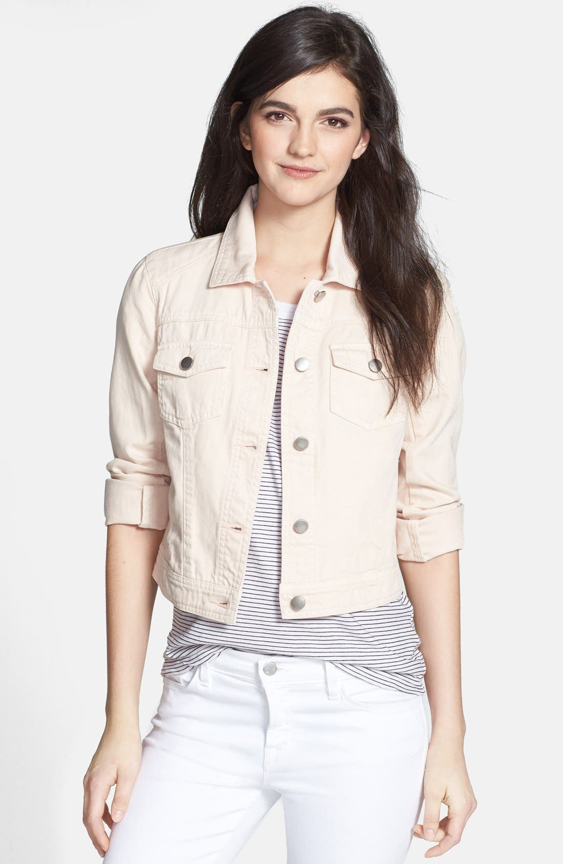 Alternate Image 1 Selected - Hinge® Denim Jacket