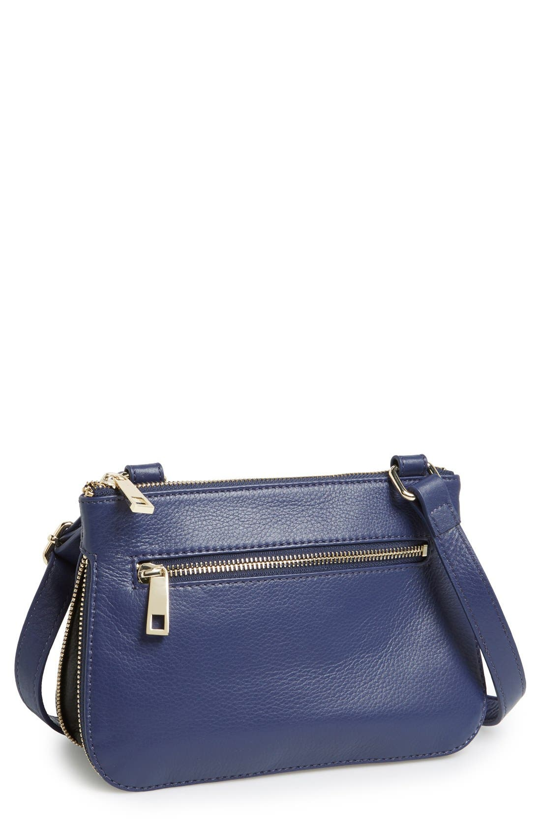 Alternate Image 1 Selected - Halogen® Zip Out Crossbody Bag