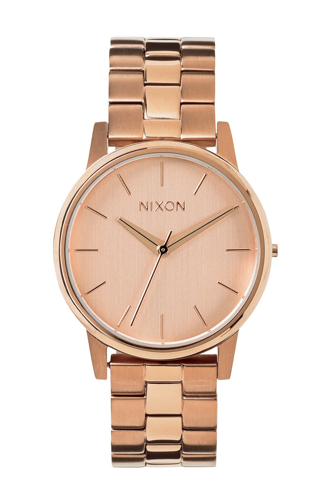 Nixon 'The Small Kensington' Bracelet Watch, 30mm