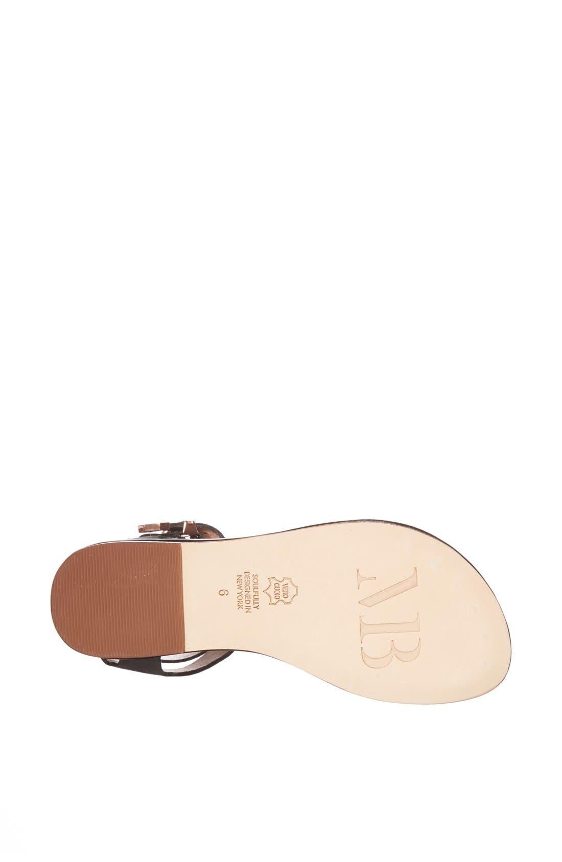 Alternate Image 4  - Matt Bernson 'KM' Gladiator Sandal