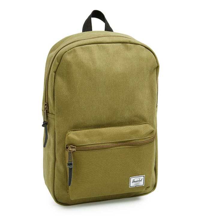 Herschel Supply Co. 'Settlement Mid-Volume' Canvas Laptop Backpack ...