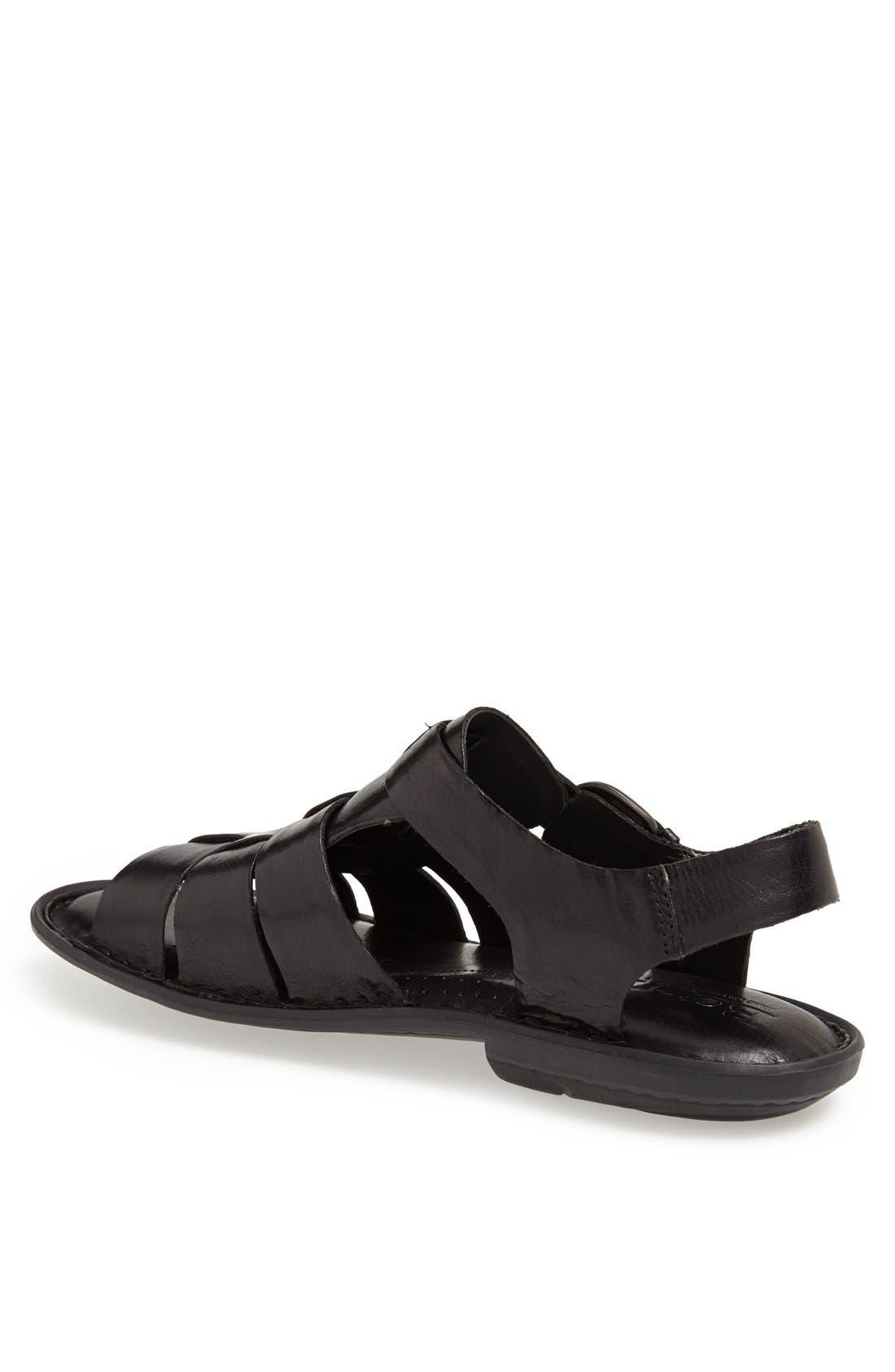 Alternate Image 2  - Børn 'Chamberlain' Sandal   (Men)