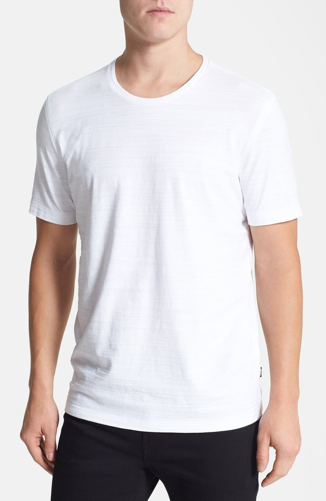Main Image - BOSS HUGO BOSS 'Terni 103' Regular Fit Crewneck T-Shirt