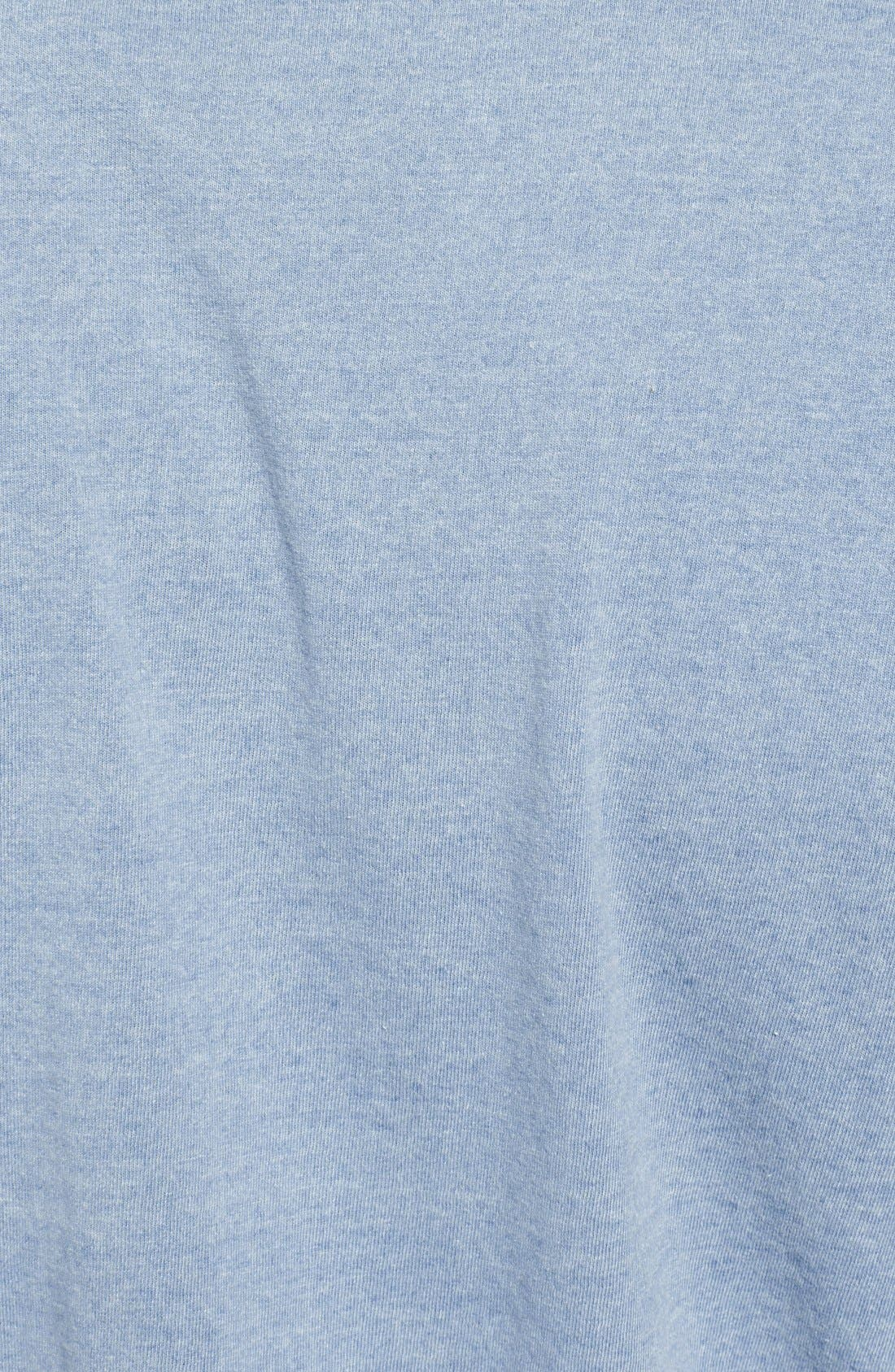 Alternate Image 3  - Faherty Raglan Sleeve Baseball T-Shirt