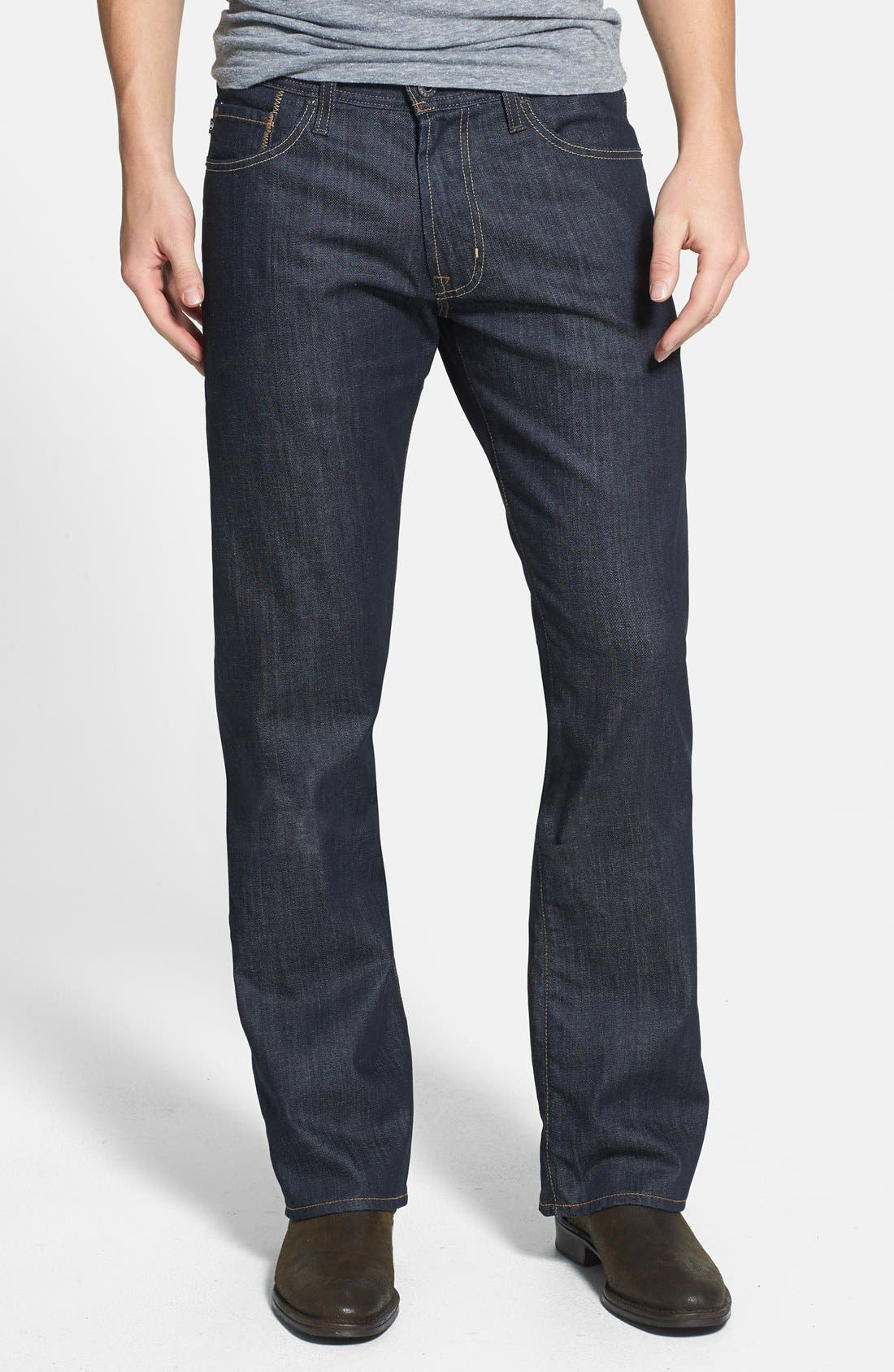 Alternate Image 1 Selected - AG 'Hero' Relaxed Fit Jeans (Trench)