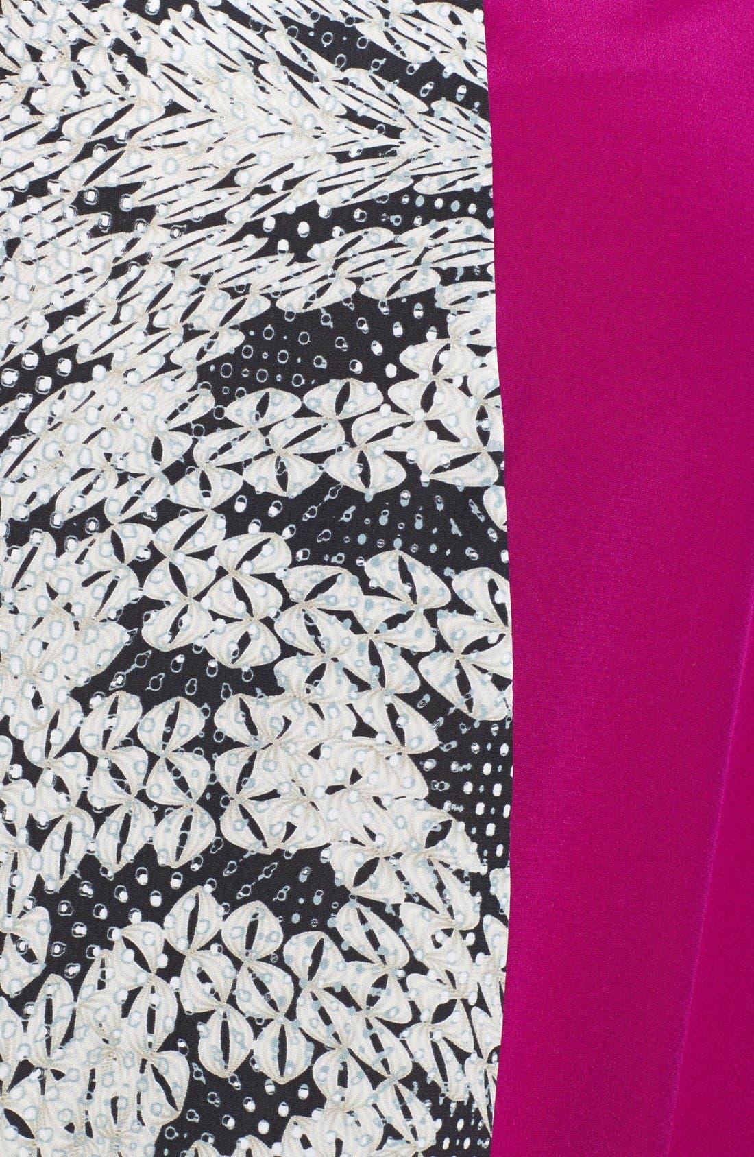 Alternate Image 3  - Diane von Furstenberg 'Naomi' Silk Maxi Dress
