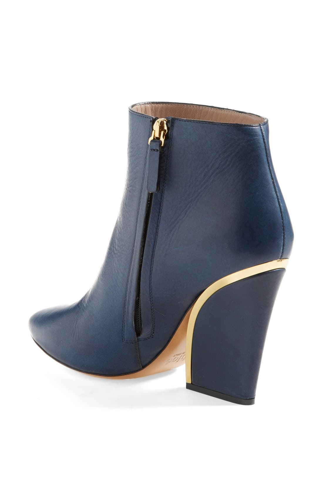 Alternate Image 2  - Chloé 'Beckie' Sculpted Heel Bootie