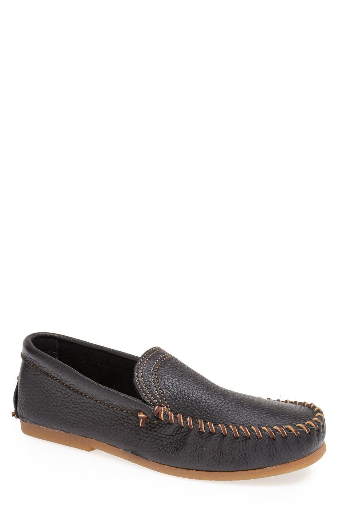 Venetian Loafer,                         Main,                         color, Black