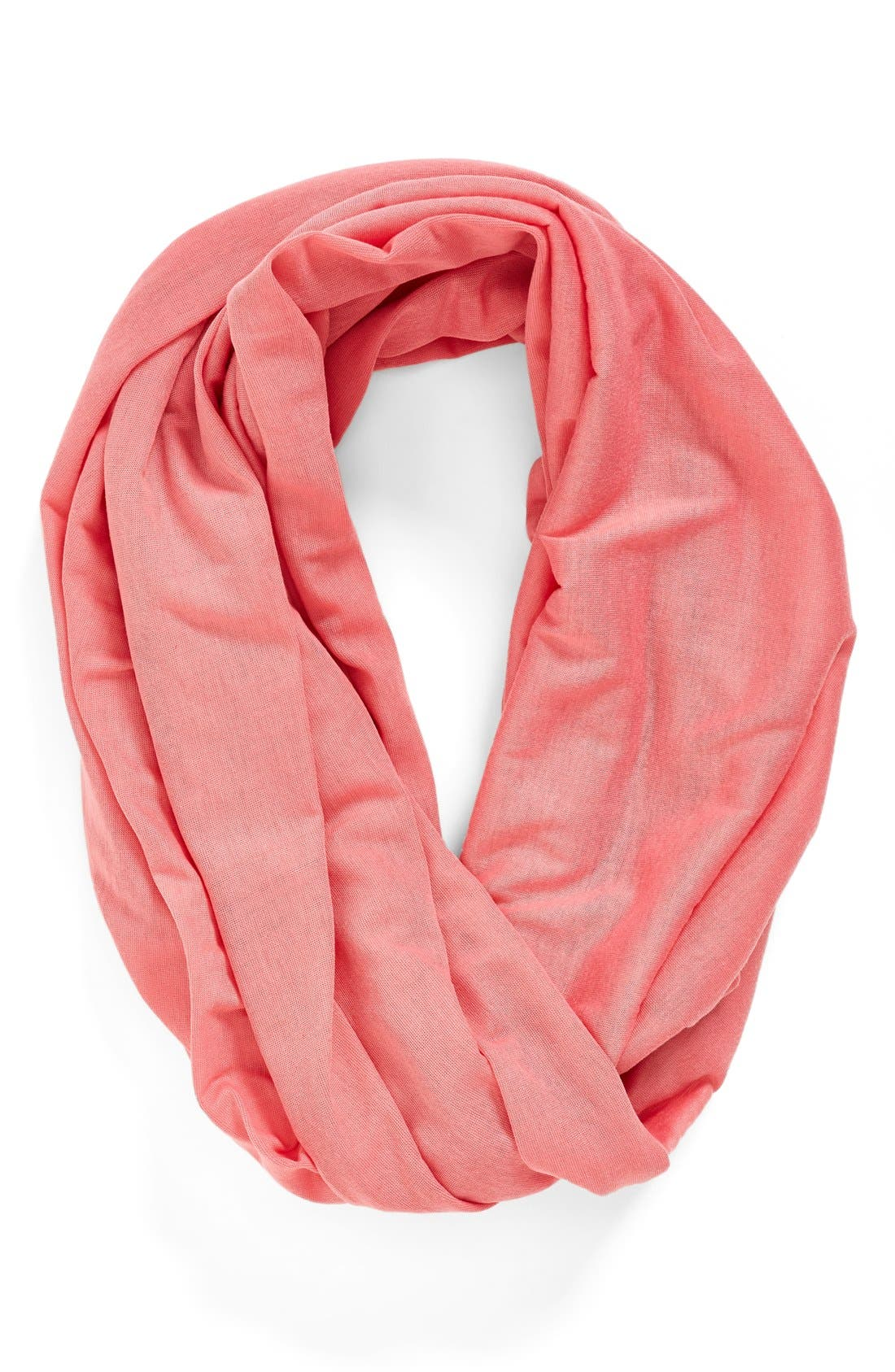 Alternate Image 1 Selected - Tasha 'Two Timer' Jersey Infinity Scarf