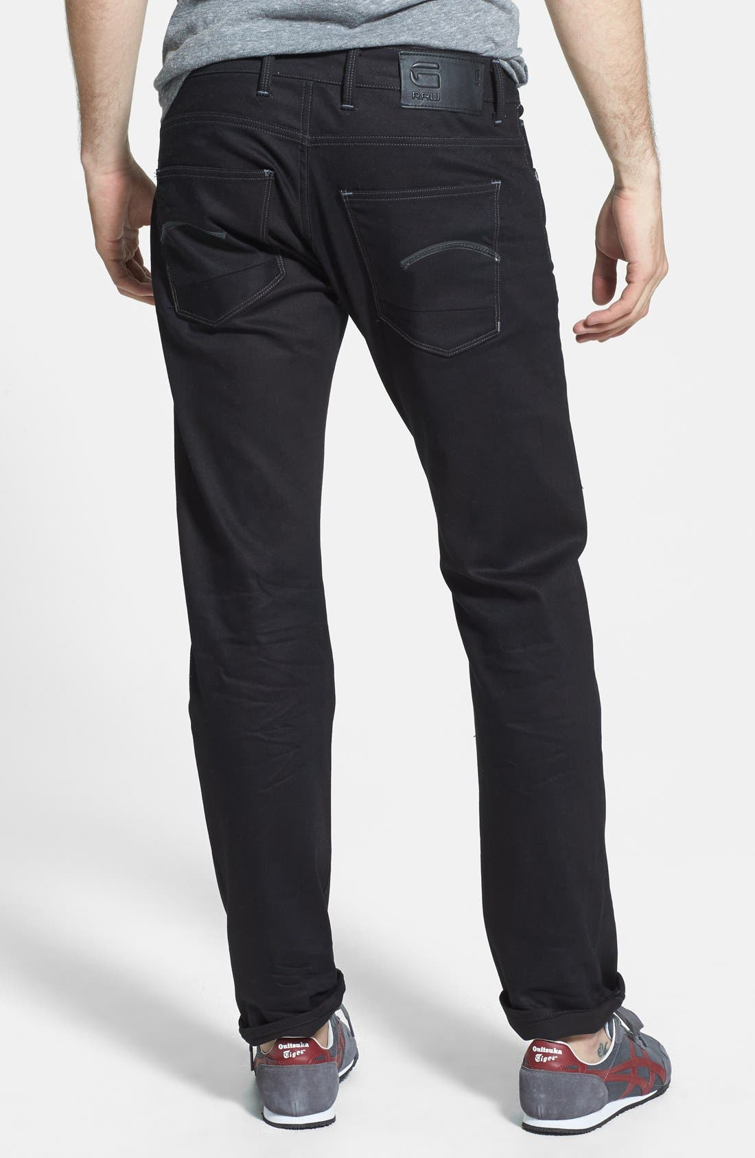 Alternate Image 2  - G-Star Raw 'Defend Edington' Slouchy Slim Fit Jeans (3D Raw)