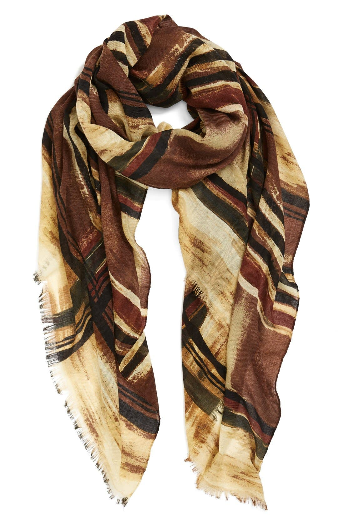 Alternate Image 1 Selected - Nordstrom 'Hemmingway' Scarf