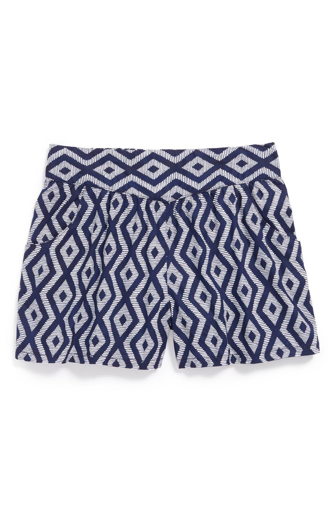 Alternate Image 1 Selected - Tucker + Tate 'Deidre' Shorts (Big Girls)