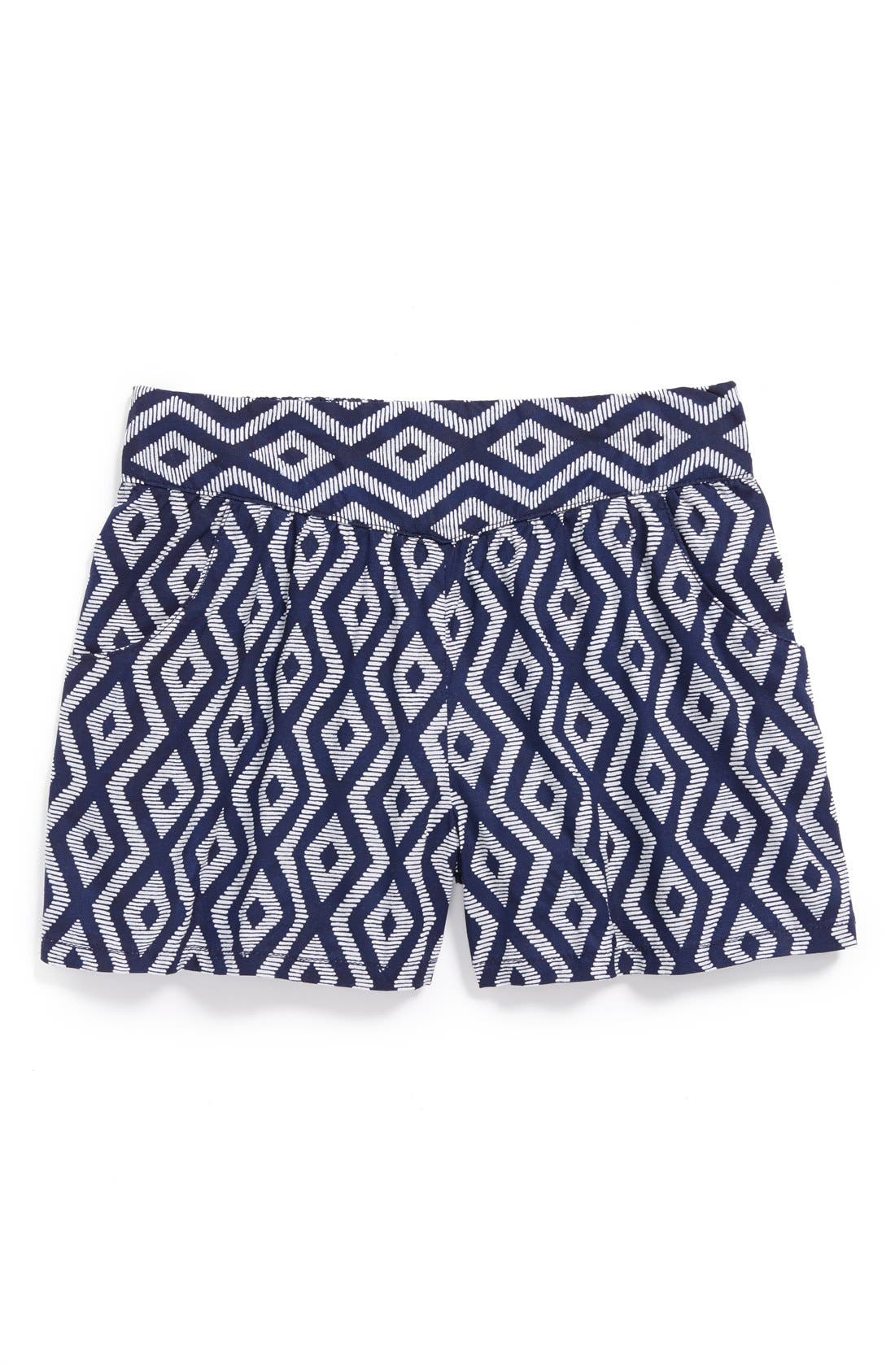 Main Image - Tucker + Tate 'Deidre' Shorts (Big Girls)
