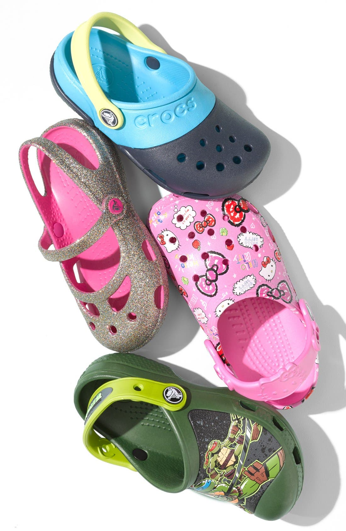 Alternate Image 7  - CROCS™ Electro 2 Clog (Walker, Toddler & Little Kid)