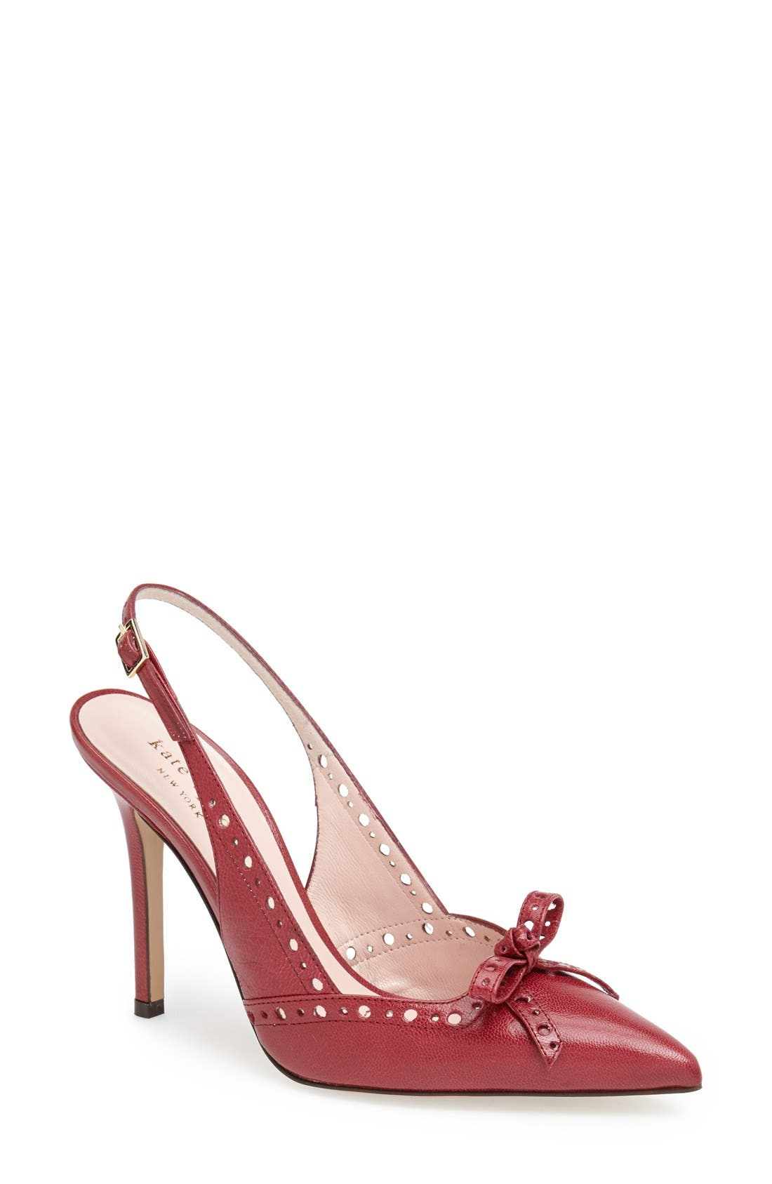 Alternate Image 1 Selected - kate spade new york 'lali' pump (Women)