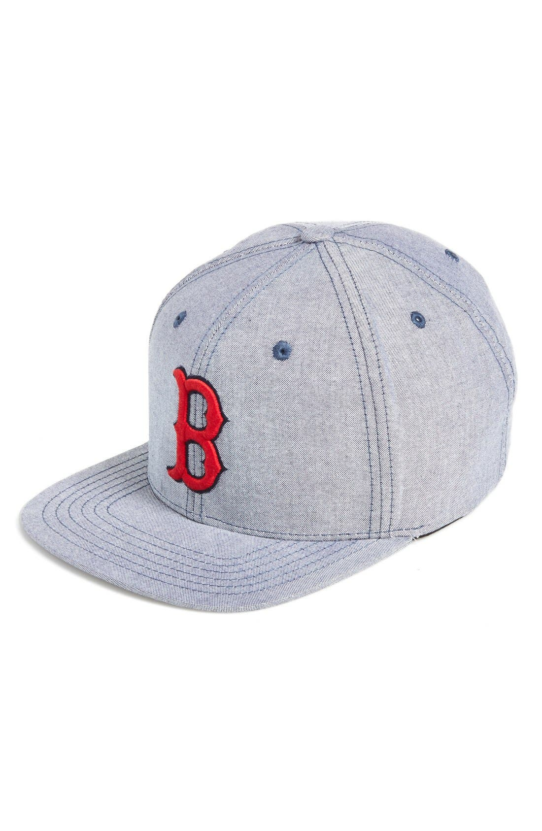Alternate Image 1 Selected - American Needle 'Boston Red Sox - The Sound' Baseball Cap