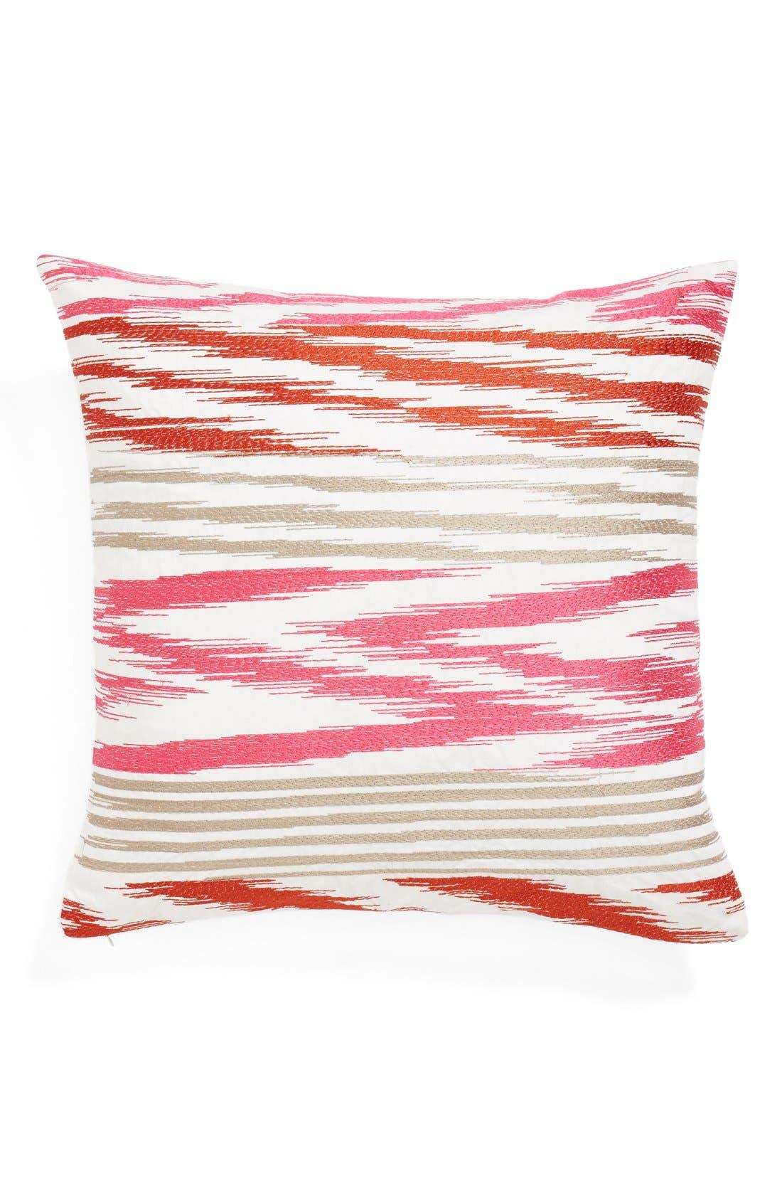'Ryan' Pillow,                         Main,                         color, Mandarin