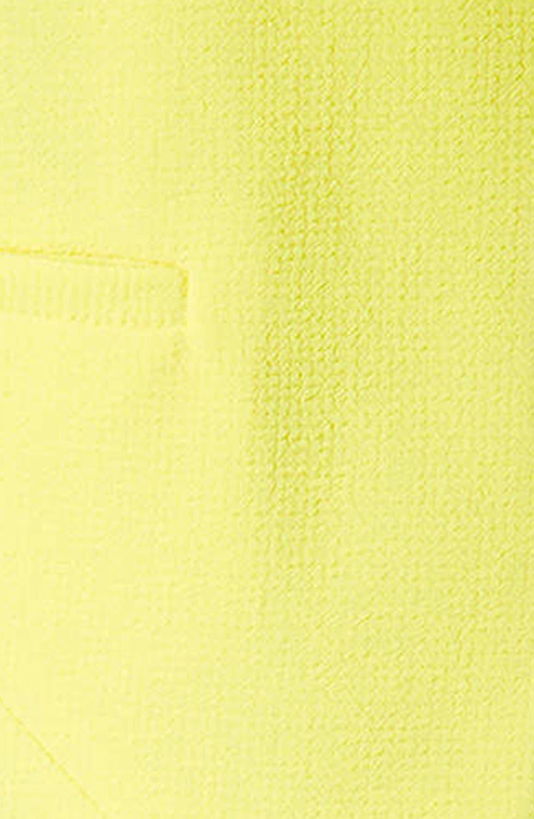 Alternate Image 4  - Topshop 'Kara' Crepe Crop Jacket