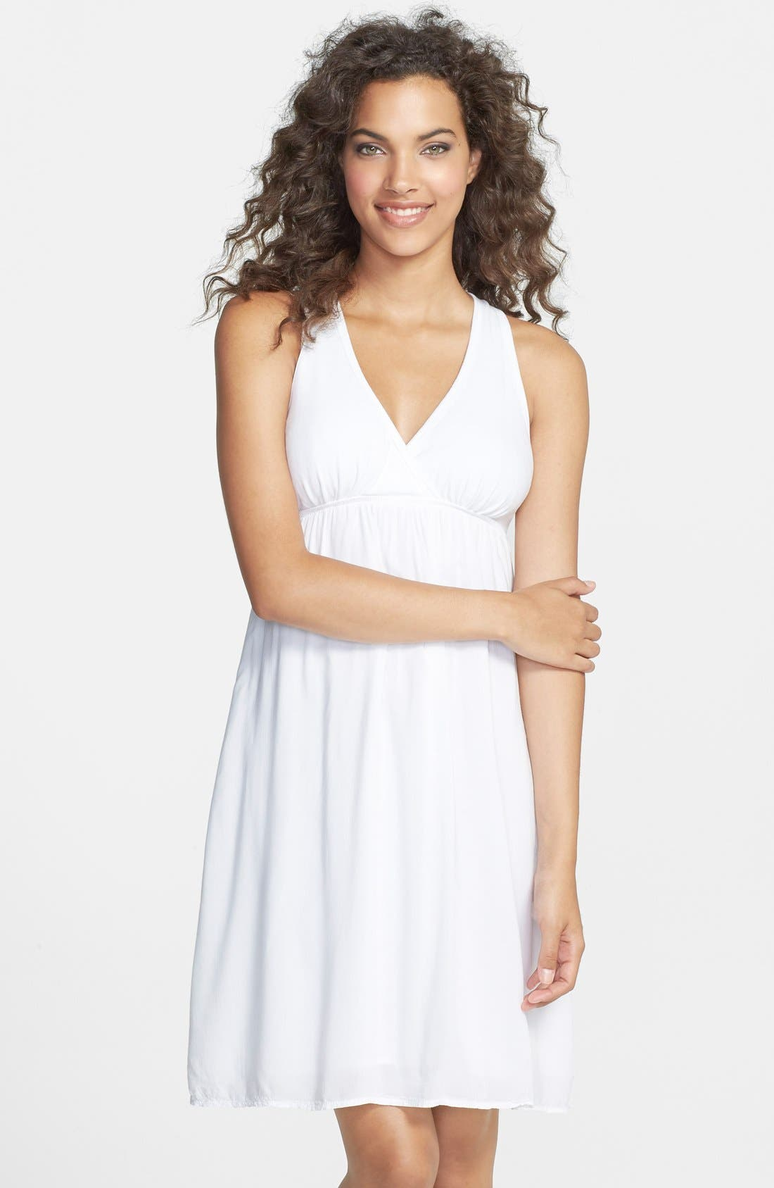 Main Image - Hard Tail Twisty Back Dress