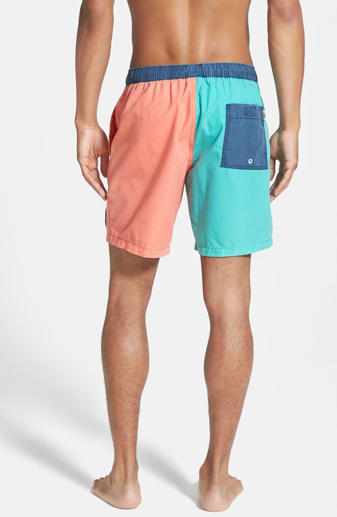 Alternate Image 2  - Vans 'Sloat' Hybrid Shorts