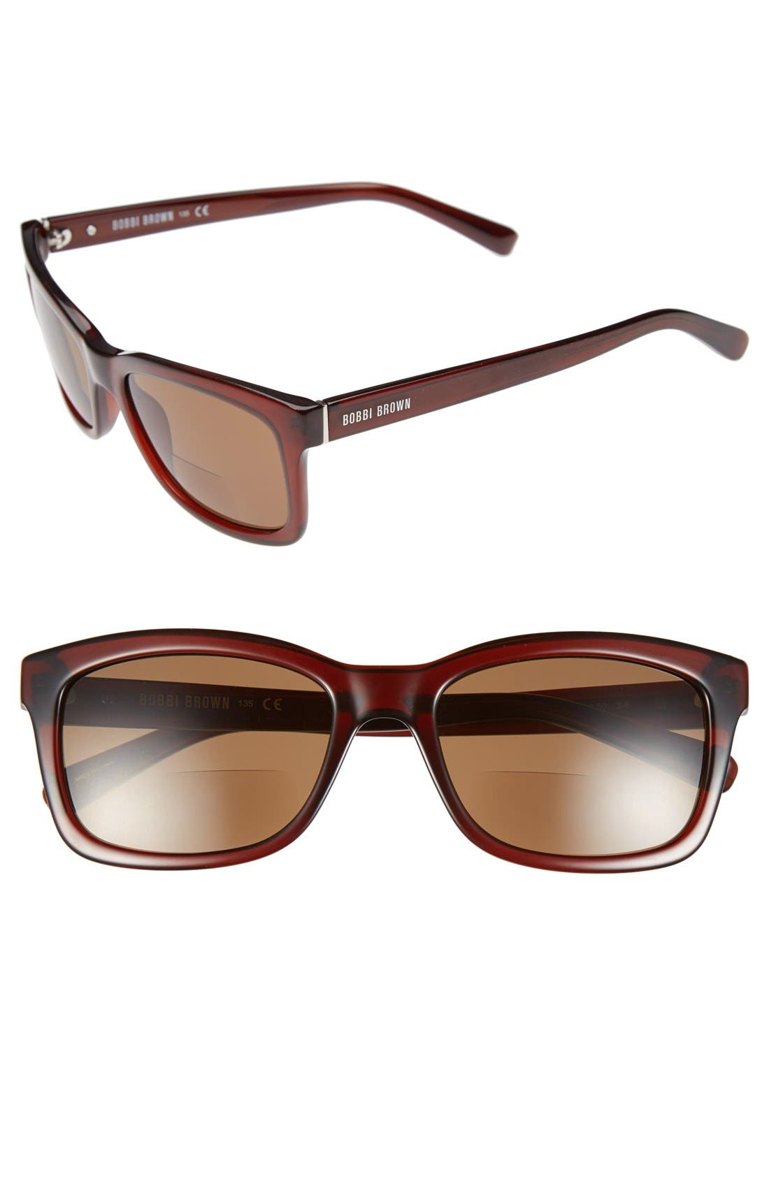 Main Image - Bobbi Brown 'The Highline' 54mm Reading Sunglasses