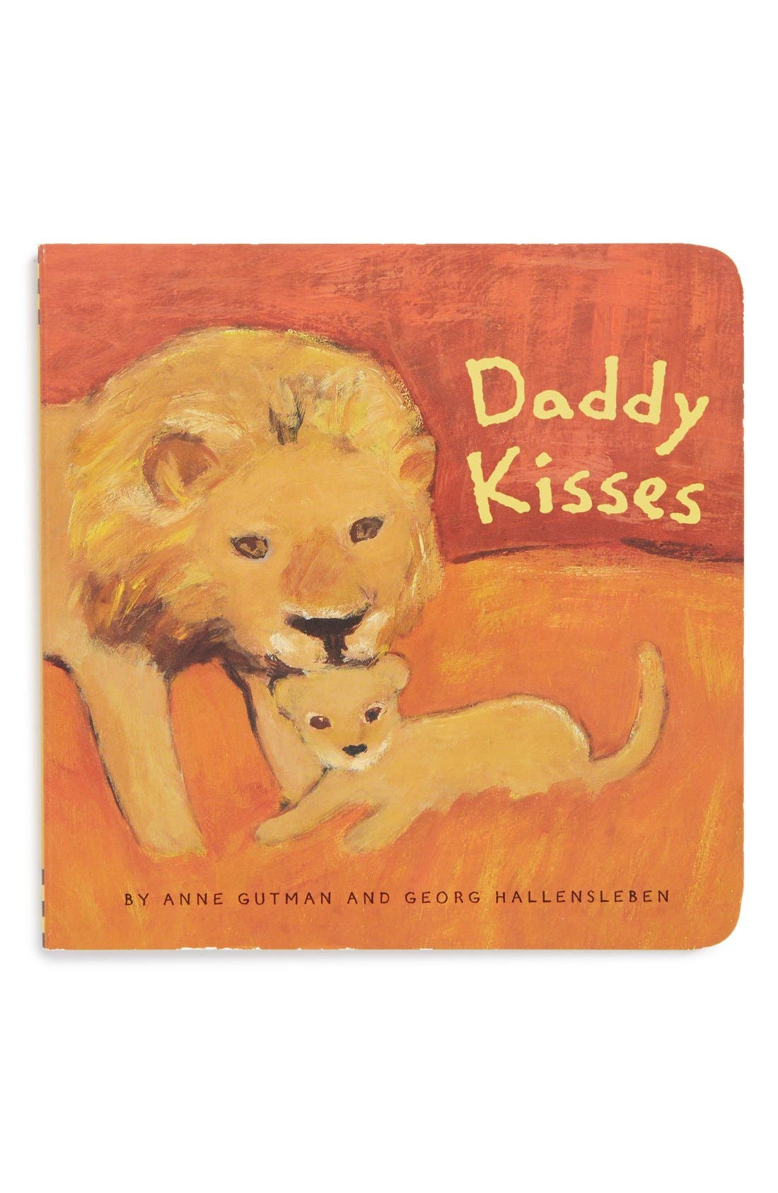 Alternate Image 1 Selected - 'Daddy Kisses' Board Book