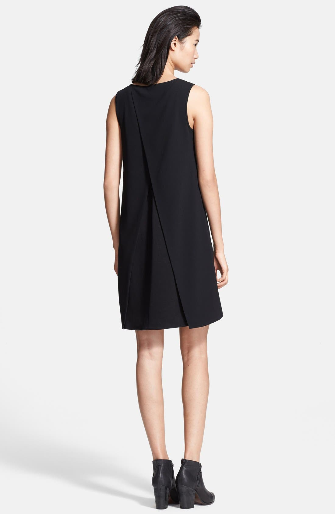 Alternate Image 2  - rag & bone 'Harper' Split Back Shift Dress