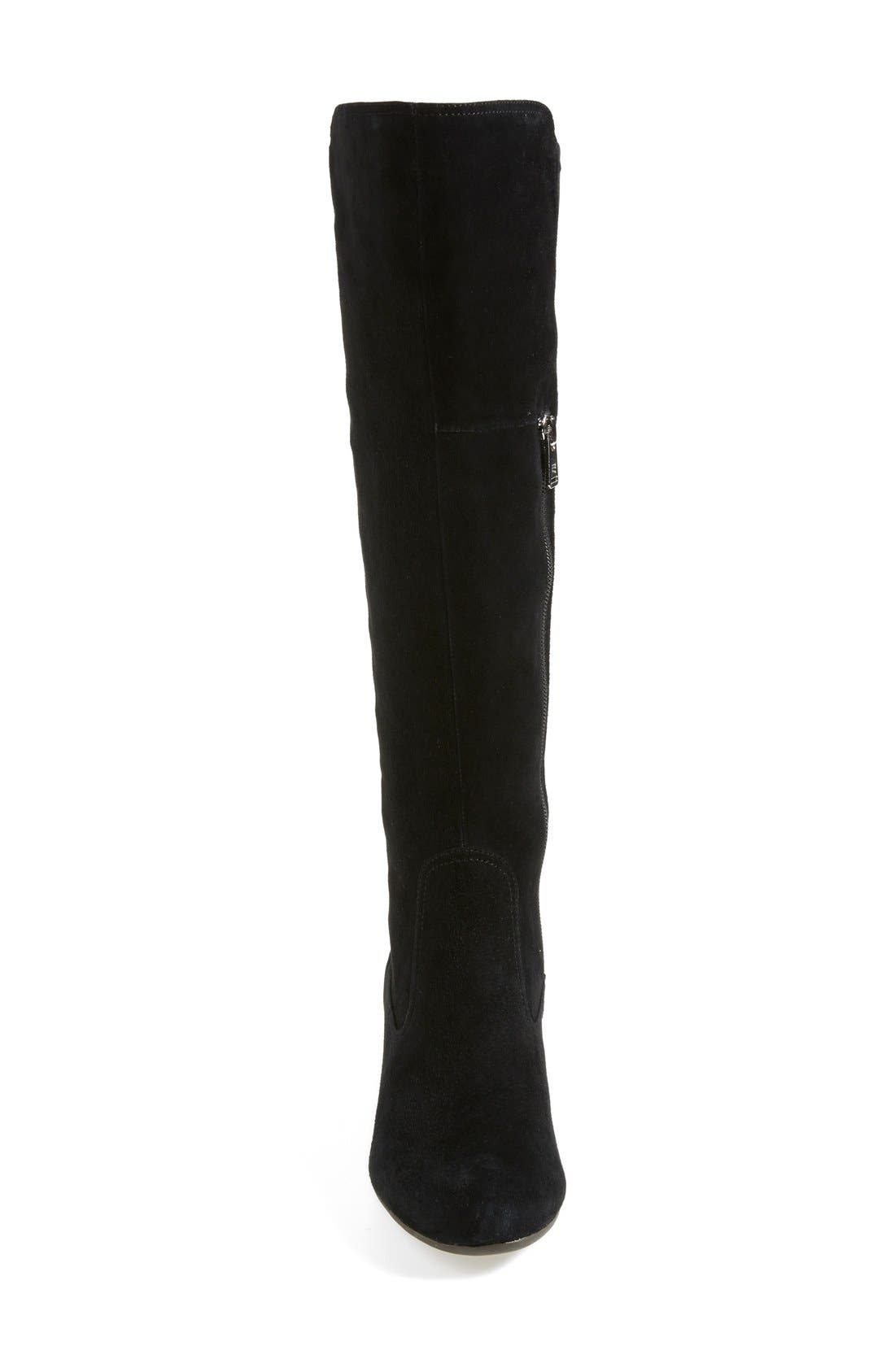 Alternate Image 3  - Rockport 'Total Motion' Suede Boot (Wide Calf) (Women)