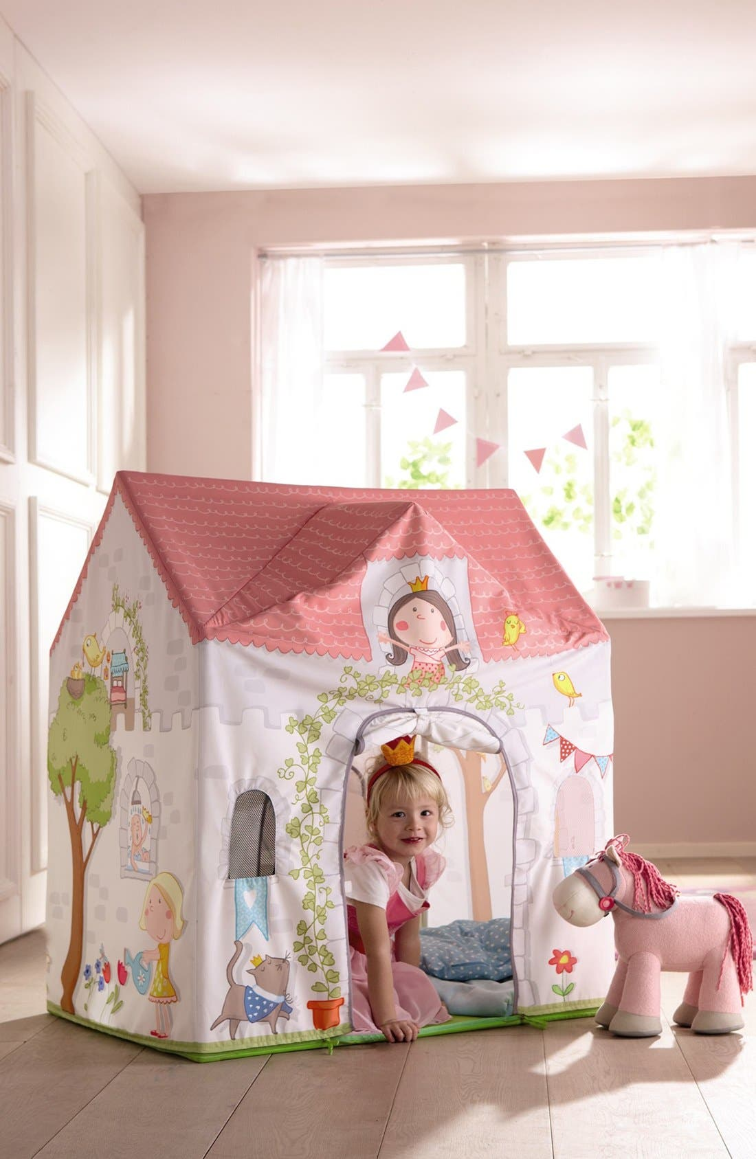 'Princess Rosalina' Play Tent,                             Alternate thumbnail 2, color,                             Pink