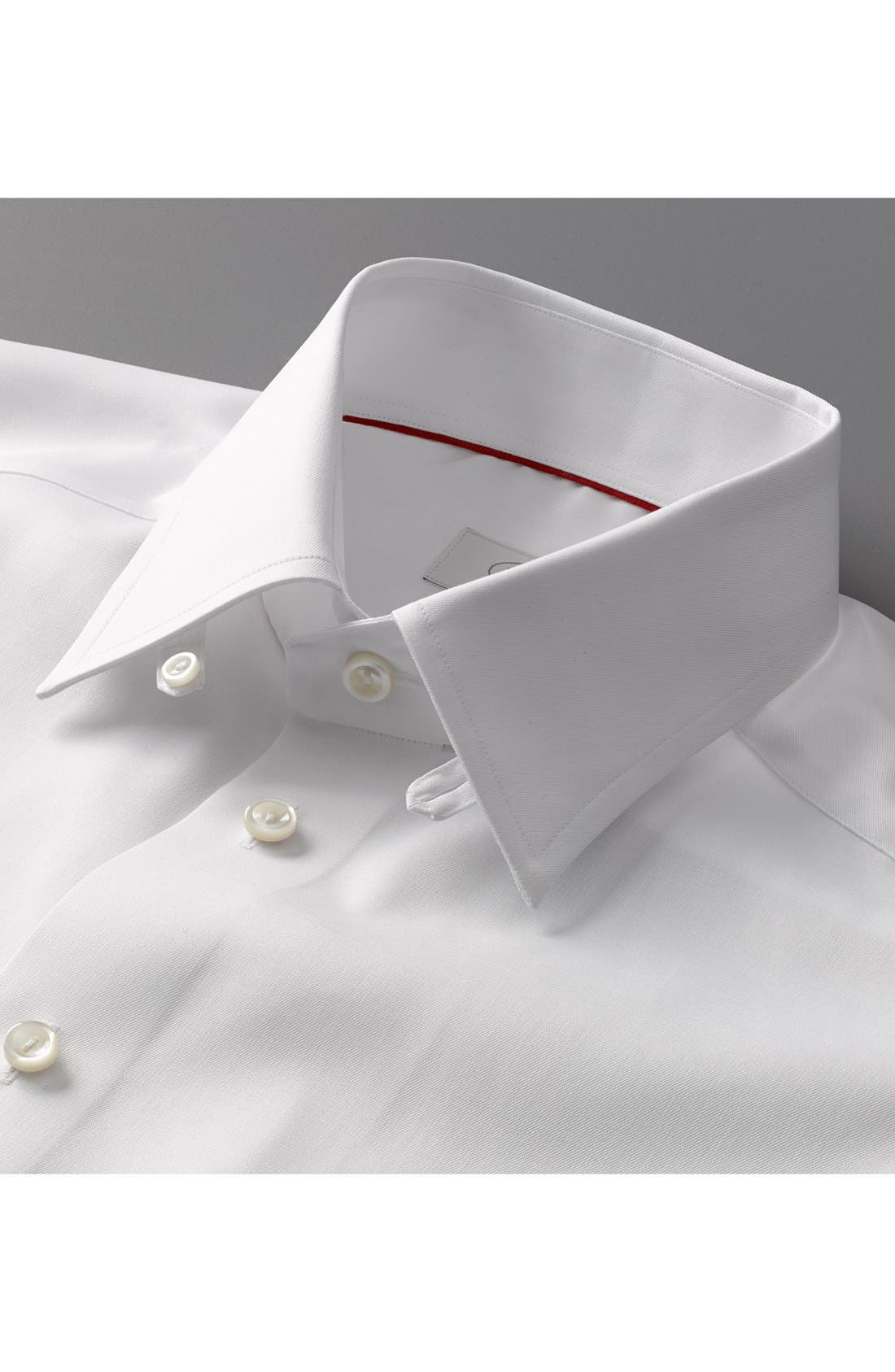 Alternate Image 3  - Eton Slim Fit Dress Shirt
