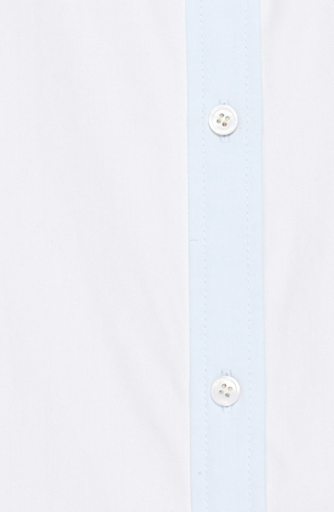 Alternate Image 3  - MARC BY MARC JACOBS 'Miki' Moto Oxford Shirt