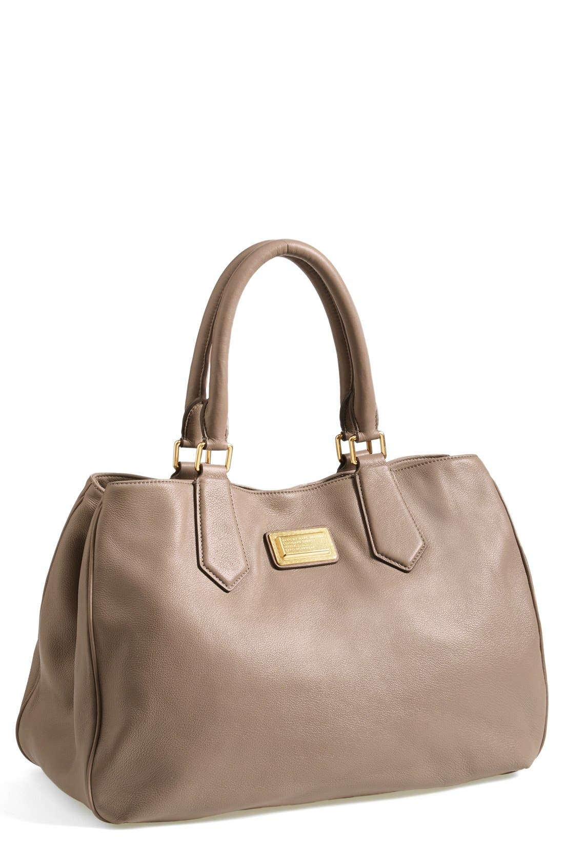 Alternate Image 1 Selected - MARC BY MARC JACOBS Leather Tote