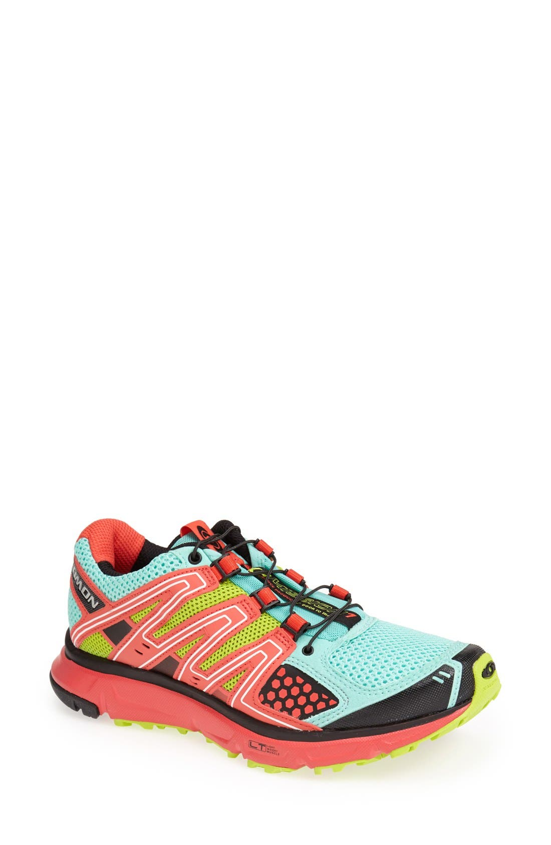Alternate Image 1 Selected - Salomon 'XR Mission' Trail Running Shoe (Women)