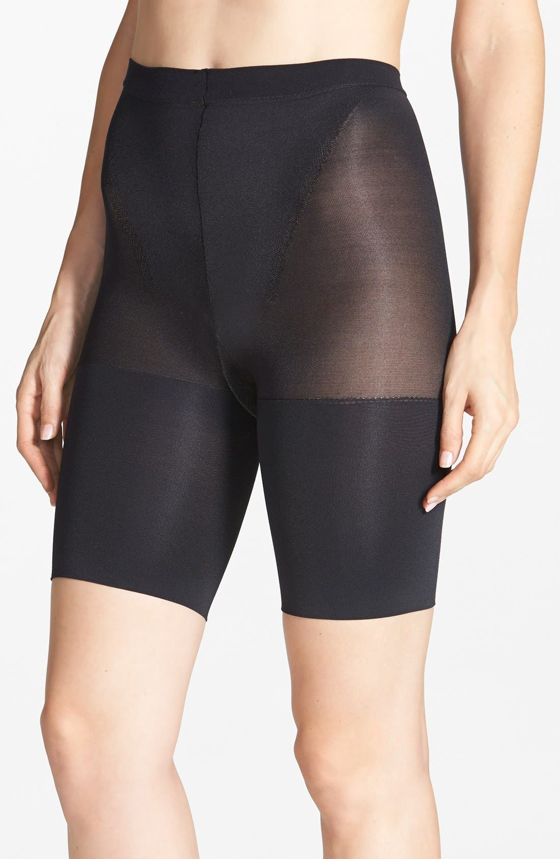 Alternate Image 1 Selected - SPANX® 'In-Power Line' Super Power Panties Mid Thigh Shaper (Regular & Plus Size)