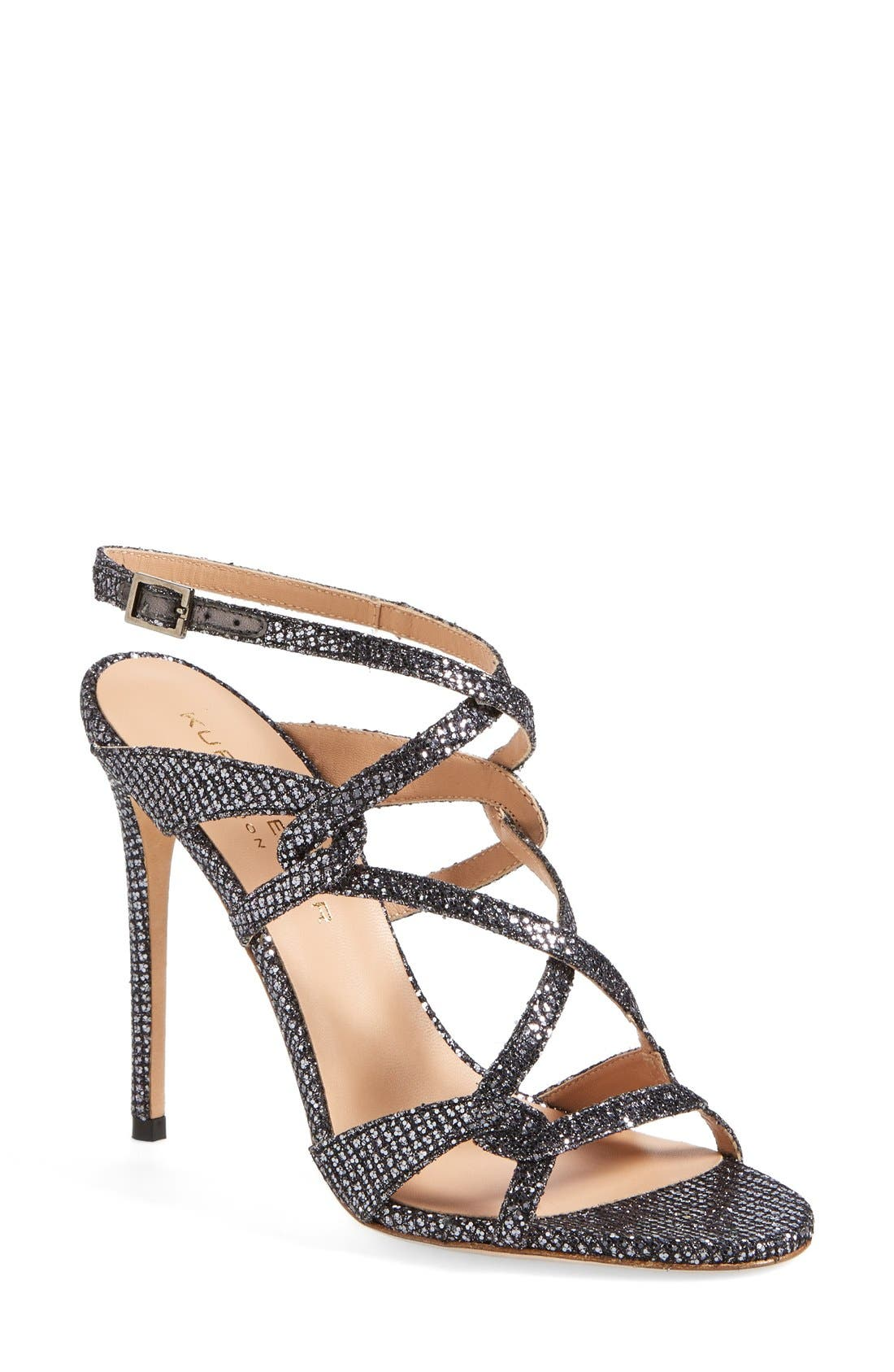 Alternate Image 1 Selected - Kurt Geiger London 'Maxi' Strappy Sandal (Women)