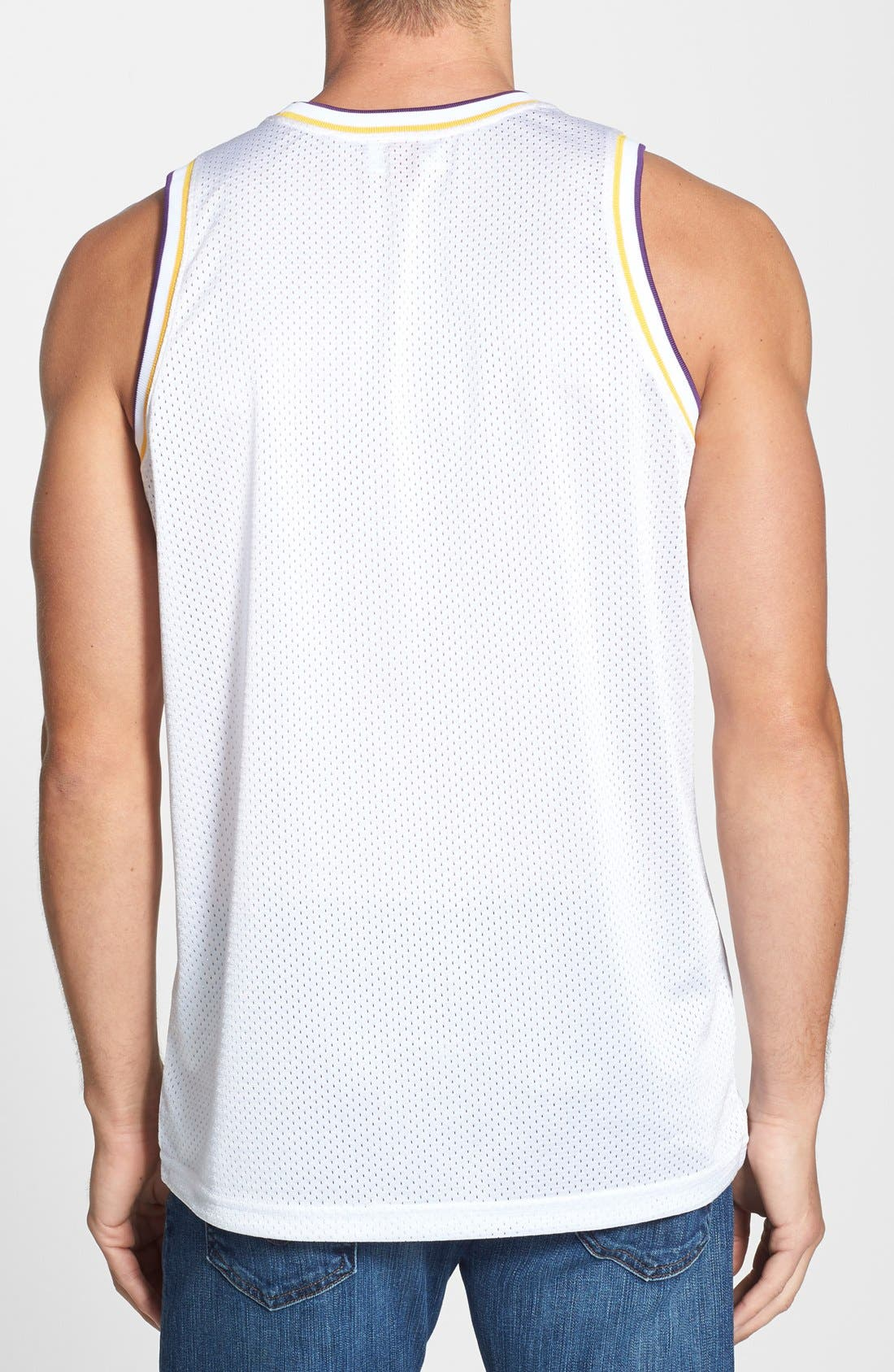 Alternate Image 2  - Mitchell & Ness 'Los Angeles Lakers - Home Stand' Tank Top