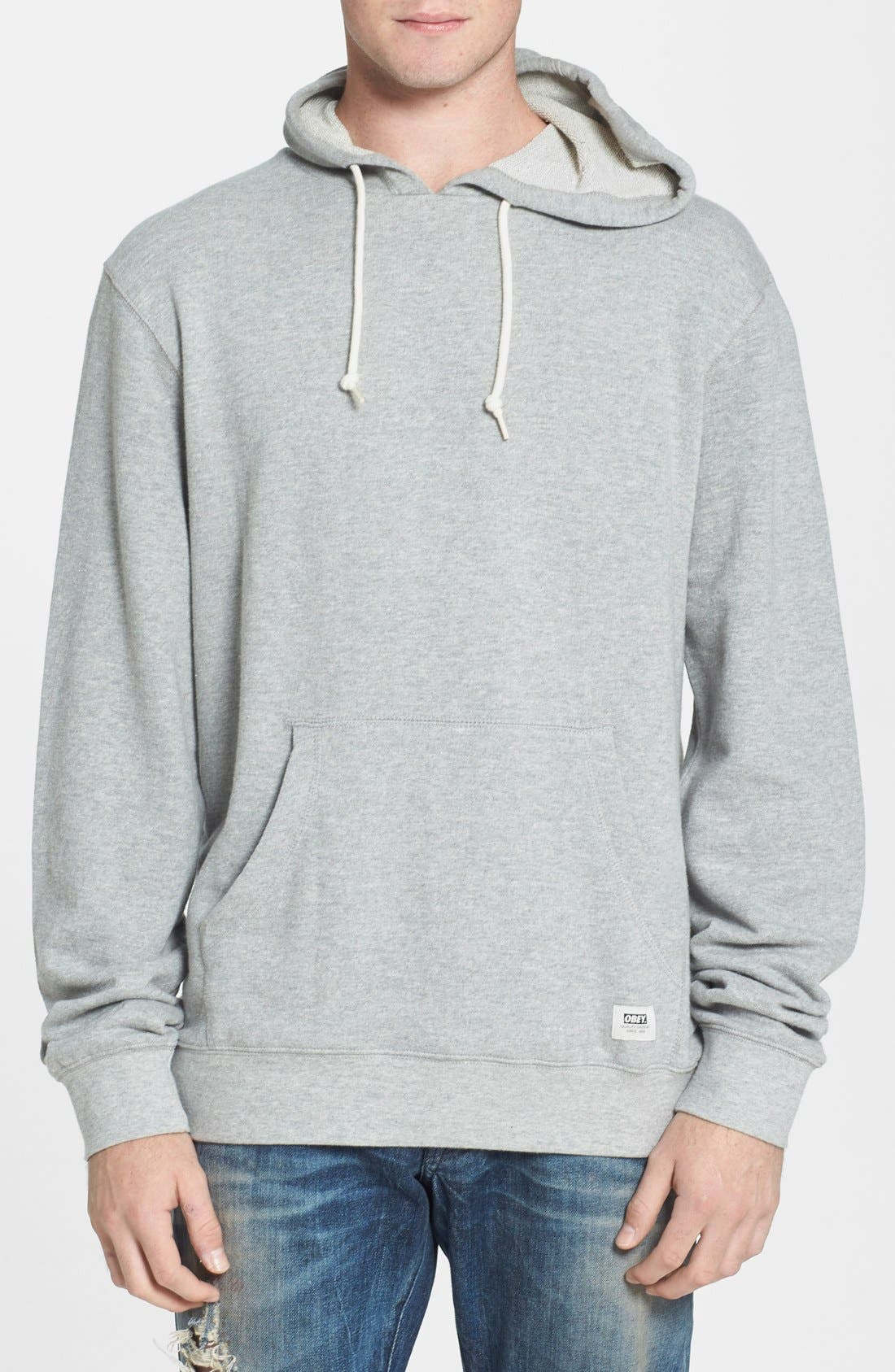Alternate Image 1 Selected - Obey 'Dissent' Hoodie