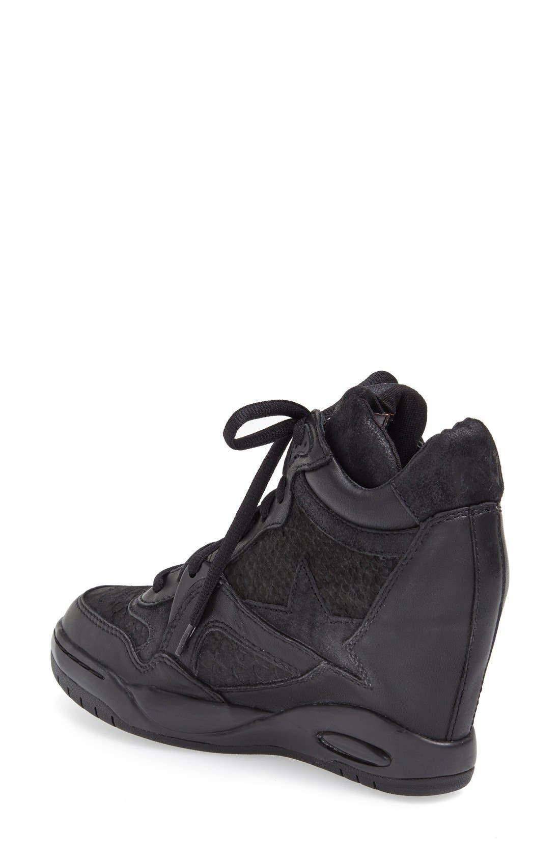 Alternate Image 2  - Ash 'Bling' Hidden Wedge Sneaker (Women)